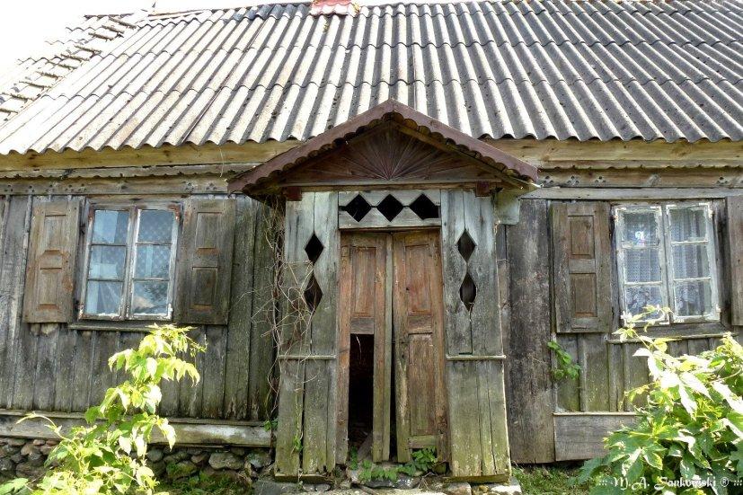 Ostaszewo Wlk. zabytkowa chata