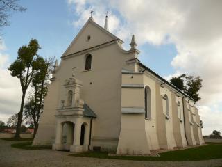 Cieksyn, parafia