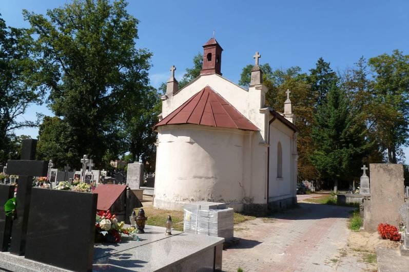Cmentarz w Winnicy
